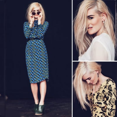 House of Harlow Fall 2012 Lookbook