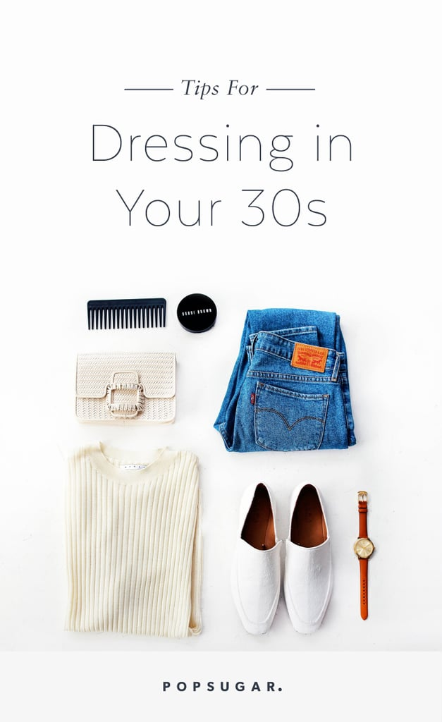 Tips For Dressing in Your 30s
