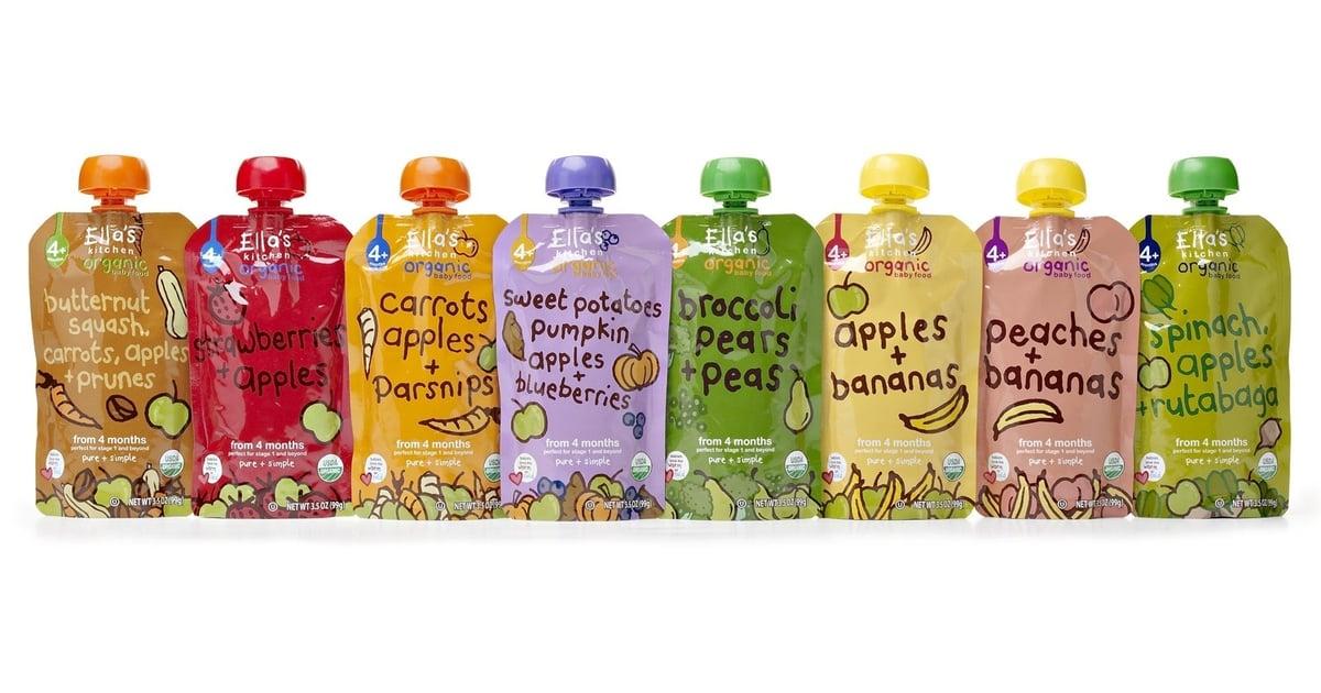 Organic Baby Food Pouches Australia