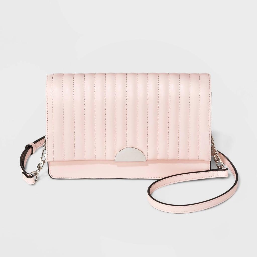 Aurora: Flap Crossbody Bag