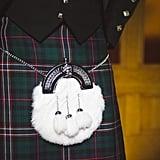 Scottish Canadian Wedding