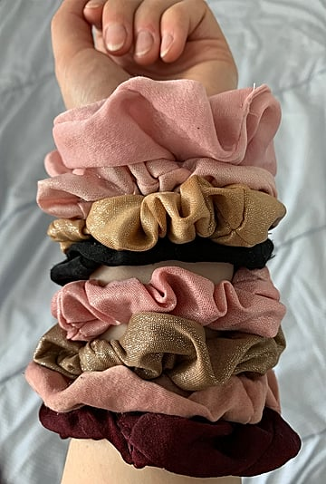 How to Wash Your Hair Scrunchies If You Never Have Before