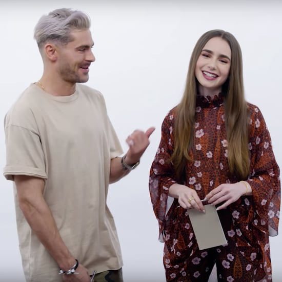 Zac Efron and Lily Collins Friendship Test Video