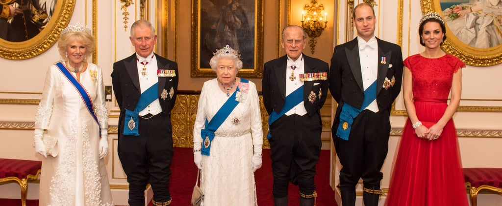 What Happens at the Queen's Christmas Diplomatic Reception?