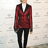 Evan Rachel Wood at the Art of Elysium Heaven Gala 2014