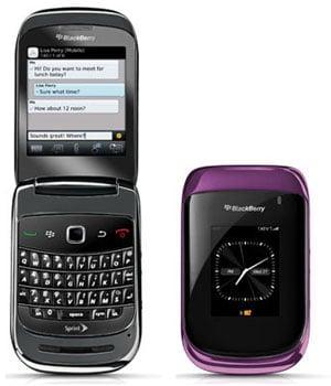 BlackBerry Style Smartphone
