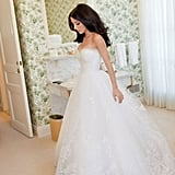 """Wedding Dress Shopping Tips From Brides Once you take care of early must dos after your engagement, it's time to start the wedding dress hunt! I thought I'd share with you the words of wisdom I gleaned from my married and soon-to-be-married friends when I was searching for """"the one."""" So, from friend to friend, here are dress shopping tips from my wonderfully helpful and sweet gal pals. Photo by Erin Hearts Court via Style Me Pretty"""