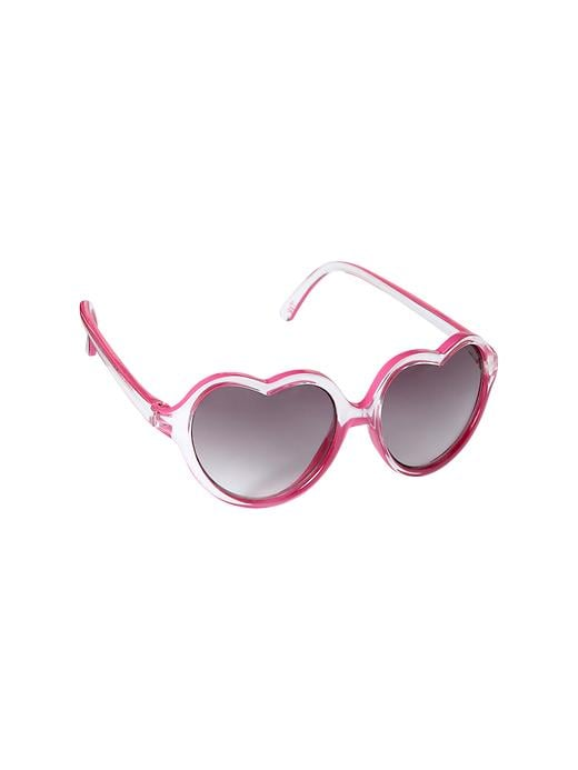 BabyGap Heart-Shaped Sunglasses
