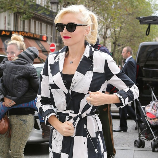 Gwen Stefani Releases Push and Shove in Paris   Pictures