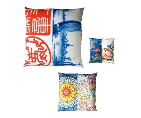 Cushions Marcel Wanders (2005)