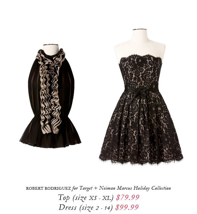 Robert Rodriguez for Target + Neiman Marcus holiday collection.