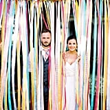Ribbon Backdrop