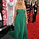 Pictures of Burlesque Premiere