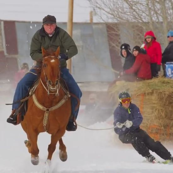Why Skijoring Is the Best Winter Sport | Video