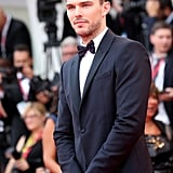 Nicholas Hoult at the Premiere For The Truth