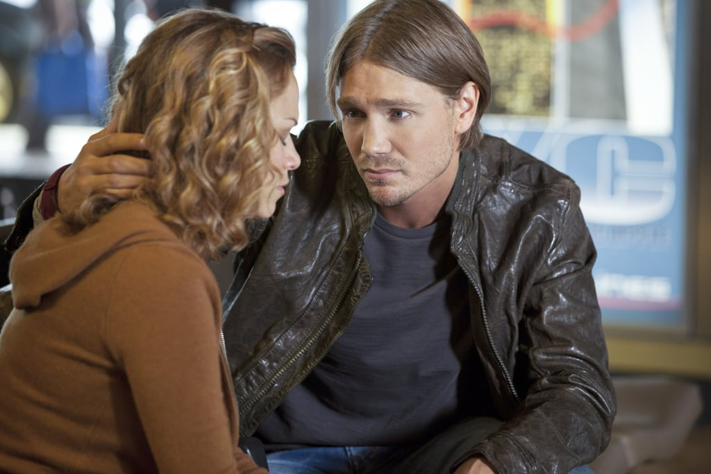 See Chad Michael Murray's Return to One Tree Hill