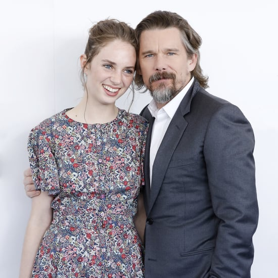Ethan Hawke Praises Maya Hawke's Stranger Things Performance