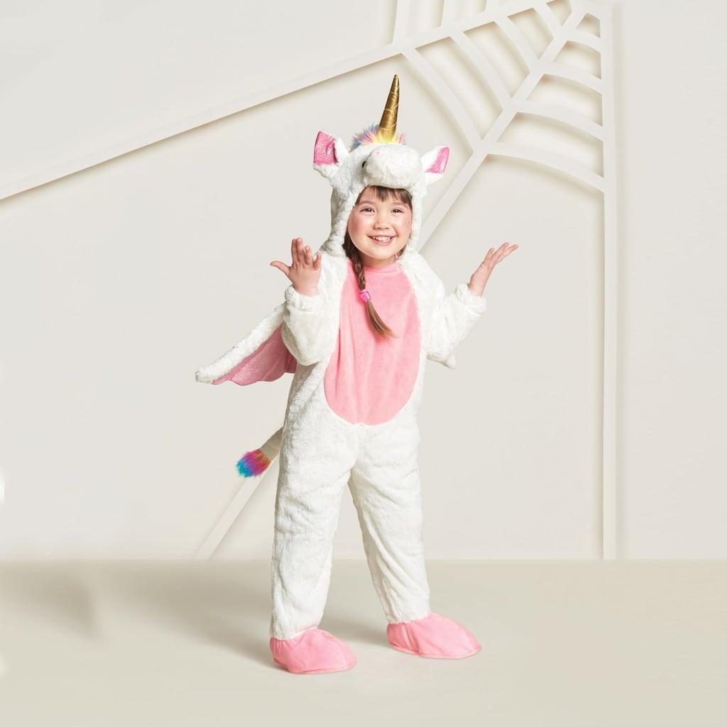 target plush unicorn costume | animal halloween costumes for kids