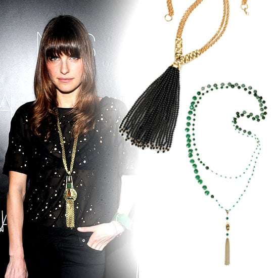 Shop the Top Ten Tassled Necklaces Online: Try Out This Accessories Trend With the Best From Mimco, Eddie Borgo, Madewell & more