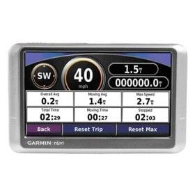 Garmin Nüvi Portable GPS Navigator