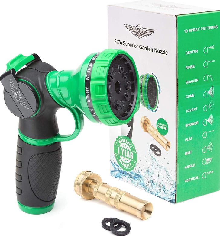 Water Metal Garden Hose Nozzle 15 Best And Unique Gifts