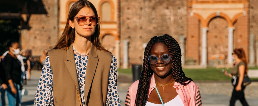 Best Street Style at Milan Fashion Week Spring '21