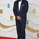 Taika Waititi at the 2020 BAFTAs in London