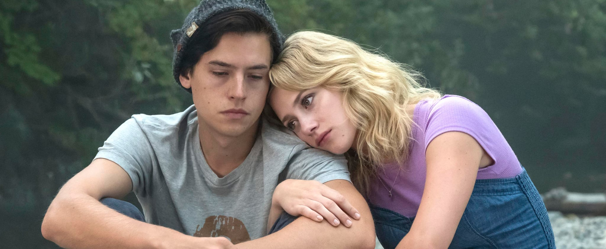 Best Betty And Jughead Moments On Riverdale Popsugar Entertainment