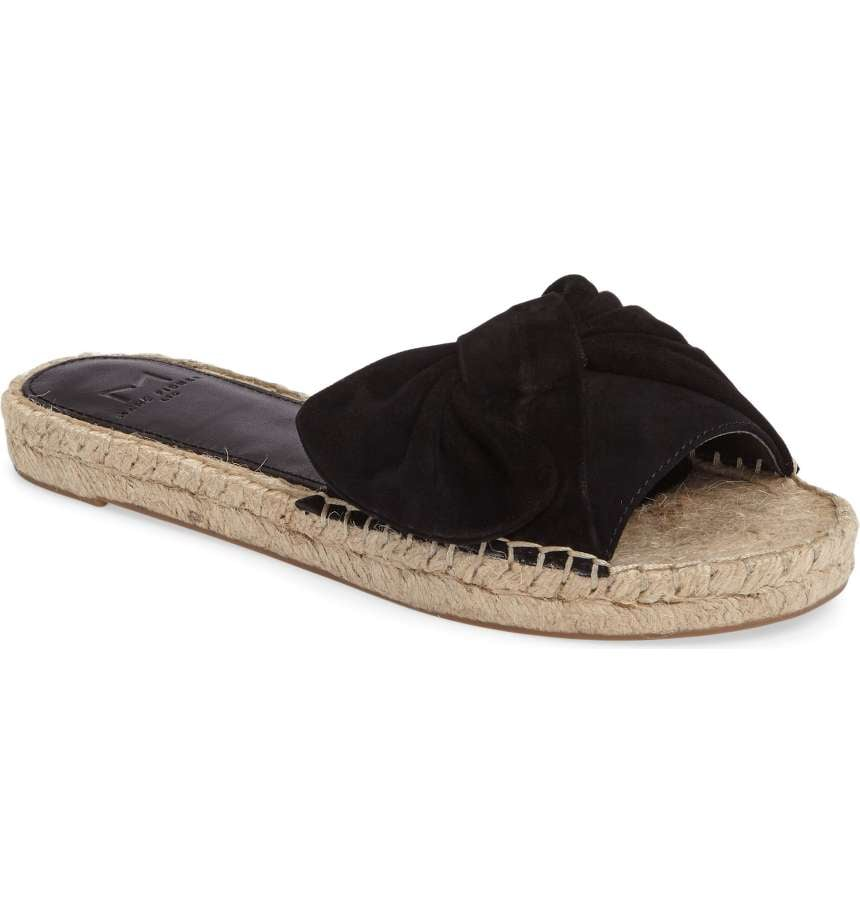 Marc Fisher LTD Valey Espadrille Slide Sandal