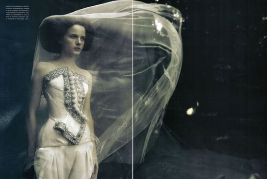 A Dream of a Dress editorial-Vogue Italia.sept 09