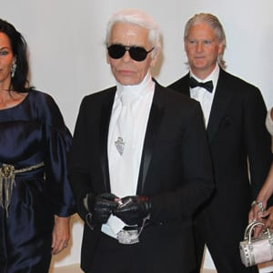Karl Lagerfeld to Launch Masstige Collection, Cancels Paris Fashion Week Show