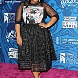 Amber Riley wowed at Essence's Black Women in Music event.