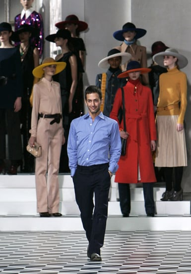 Marc Jacobs Runway and Celebrity Pictures