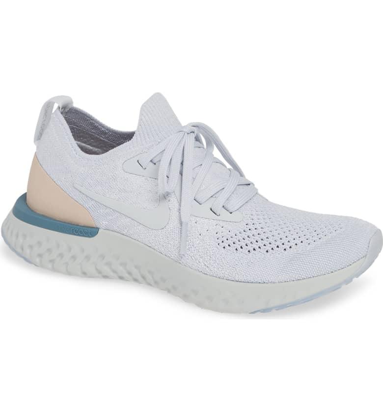 Nike Epic React Flyknit Running Shoe  d994e3874926
