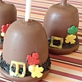 Pilgrim Hat Cake Pop