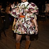 Nicki Minaj at the Marc Jacobs Fall 2020 Show