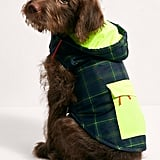 Plaid Dog Puffer