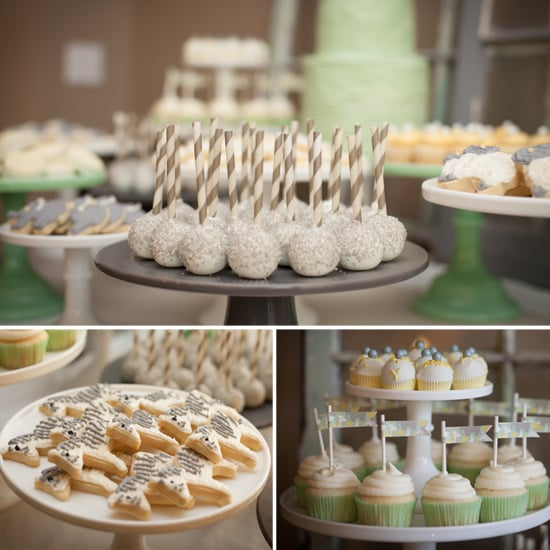 Cake Pops, Sugar Cookies, and Cupcakes, Oh My!