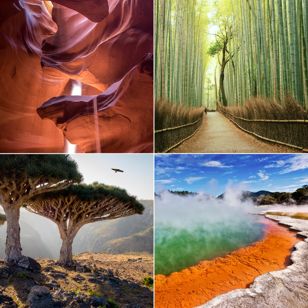 Top Travel Destinations to Put on Your Bucket List