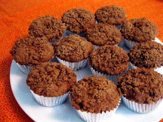 Recipe For Banana Walnut Crumb Muffin