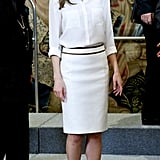 Queen Letizia's 2014 Look