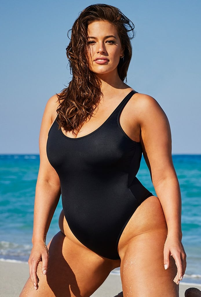 6de77755f51f5 Ashley Graham New Swimsuits For All Collection 2019 | POPSUGAR Fashion