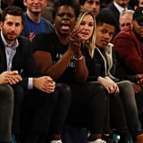 Why Leslie Jones Is the Person You Want to Be Sitting Next to at Sporting Events