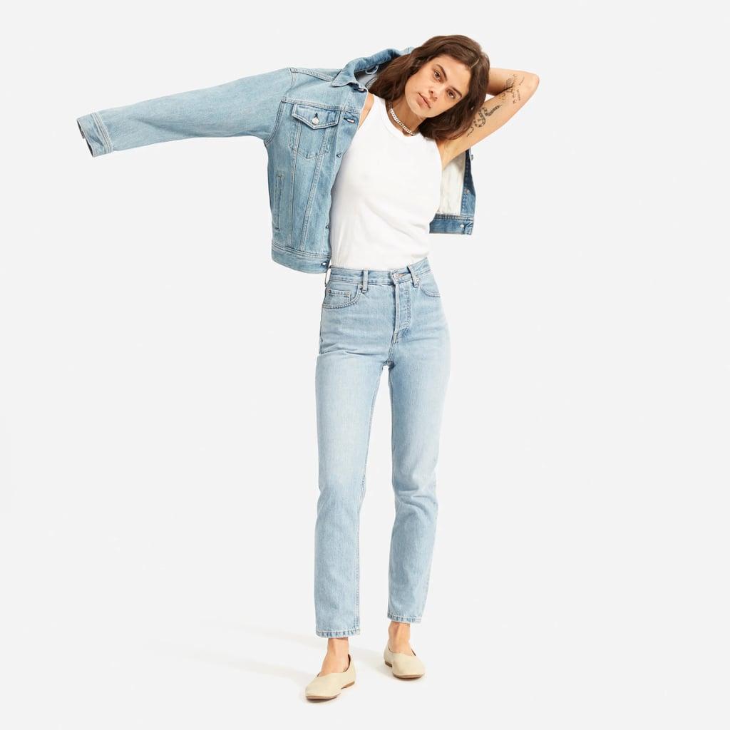 Best Straight-Leg Jeans For Women