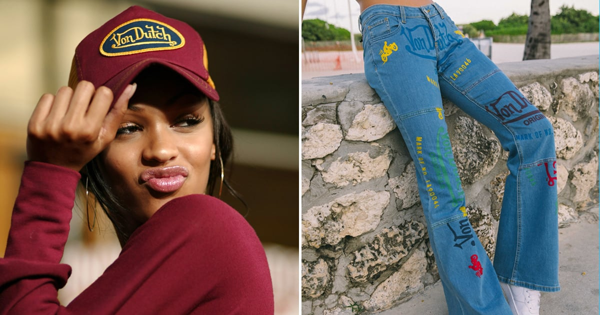Von Dutch Is Staging a Comeback, and It Starts With These Revived Jeans From 2005