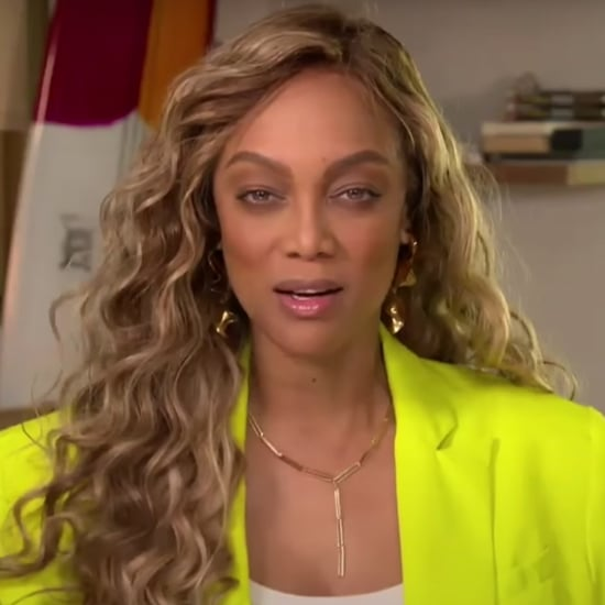 Watch Tyra Banks Teach Drew Barrymore How to Smize