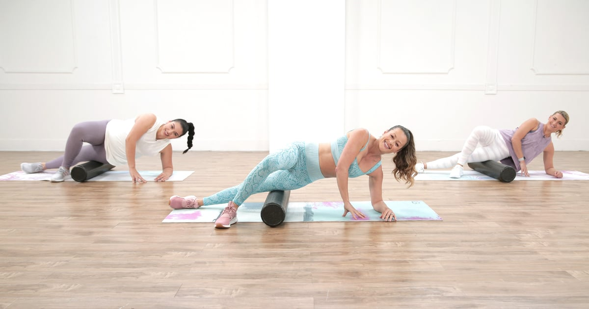 30-Minute Core and Foam-Roller Fusion Workout