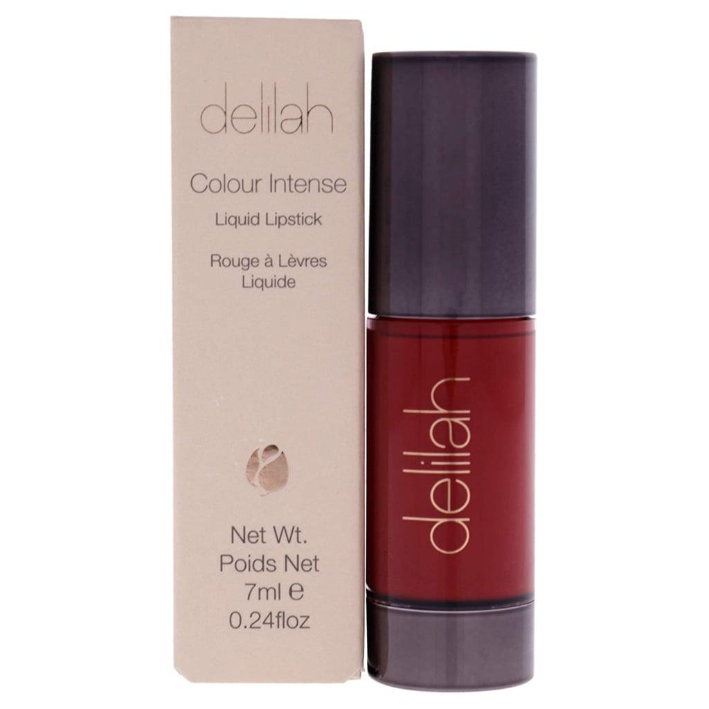 Delilah Colour Intense Liquid Lipstick in Flame