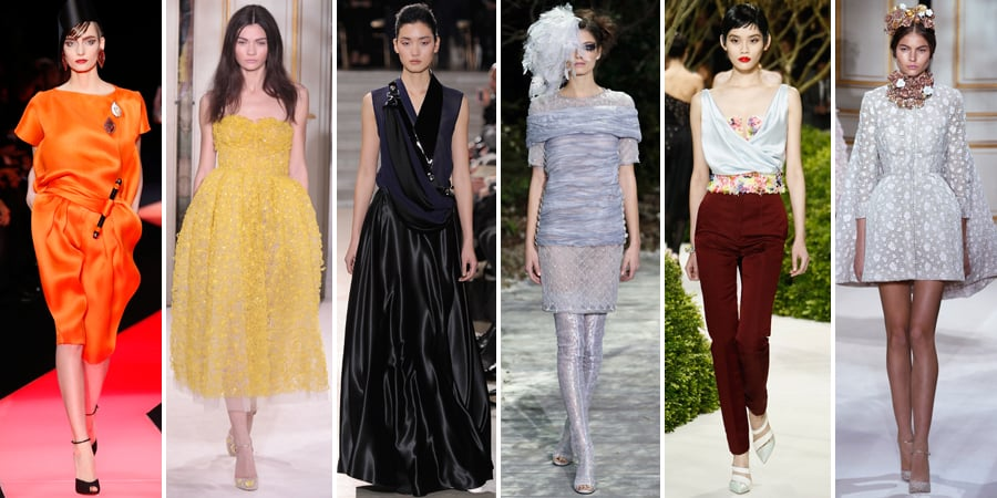 The Best Looks of Paris Couture Spring 2013 fashion week