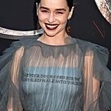 Emilia Clarke: Maybe Single